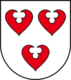 Coat of arms of Brehna