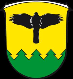 Habichtswald, Hesse - Image: Wappen Habichtswald