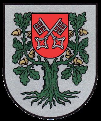 Hagen im Bremischen - Image: Wappen Hagen im Bremischen