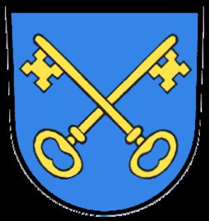 Hartheim am Rhein - Image: Wappen Hartheim