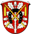 Mörfelden-Walldorf címere