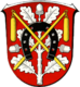 Coat of arms of Mörfelden-Walldorf