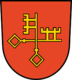Coat of arms of Ziesar