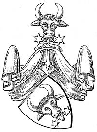Trenck gen. Stier coat of arms