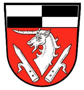 Marktrodach - Image: Wappen von Marktrodach