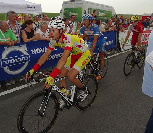 Waremme - Tour de Wallonie, étape 4, 29 juillet 2014, arrivée (C12).JPG
