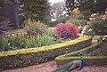 Warwick Castle Peacock Garden - geograph.org.uk - 144918.jpg