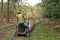 Warwickslade Cutting - running the railway - geograph.org.uk - 1535179.jpg
