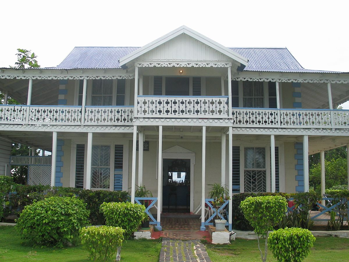 Black river jamaica wikipedia for House with guest house