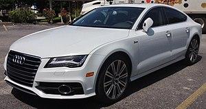 Executive car - Audi A7