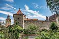 Weißenburg in Bayern, Stadtbefestigung, Froschgasse, Stadtmauer-20160814-005.jpg
