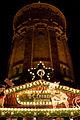 Weihnachtsmarkt am Mannheimer Wasserturm 2009.jpg