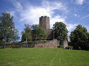 Sinsheim - Burg Steinsberg