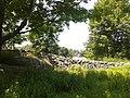 Weir Farm National Historic Site - wall beside pond area.jpg