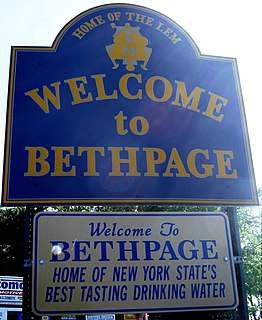 Bethpage, New York Hamlet and census-designated place in New York, United States