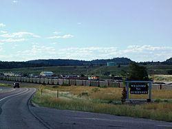 Welkom op Guernsey, Wyoming - panoramio.jpg