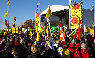 2010 in Germany - Anti-Atomkraft-Demonstration in Wendland (2010)