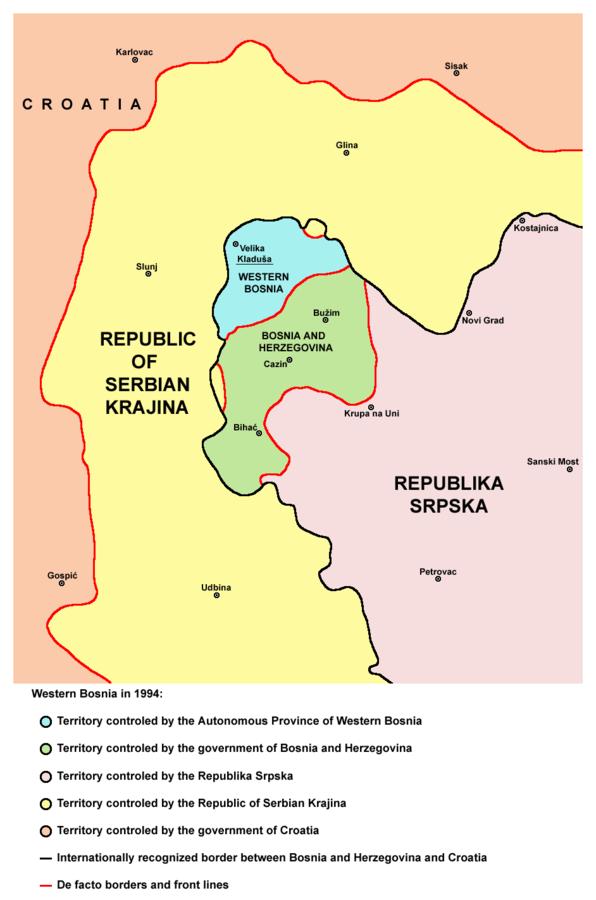Siege of Bihać