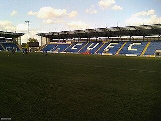 Colchester Community Stadium Football stadium in Colchester, England