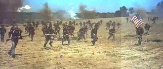 How the West Was Won (film) - American Civil War.