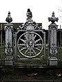 White Cemetery Gate (Darlington, PA) (5295949753).jpg