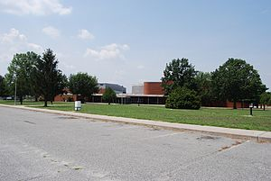 Wicomico High School - Image: Wicomico High School