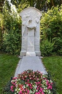 "Wien, Zentralfriedhof, Grab ""Johannes Brahms"" -- 2018 -- 3206.jpg"