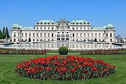 Wien - Schloss Belvedere, oberes (4)