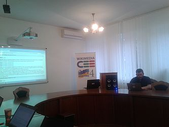 WikiMedia CEE meeting - Freedom of Panorama session 2.jpg