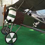 Wiki Loves Art --- Musée Royal de l'Armée et de l'Histoire Militaire, Hall de l'air 24.jpg
