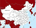 Wiki Loves Monuments 2017 in China Map.jpg