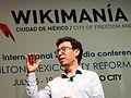 Wikimanía 2015 - Day 4 - Luis von Ahn conference - LMM (13).jpg