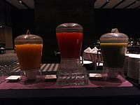 Wikimania 2015-Thursday-Food for hungry Hackathon people (2).jpg