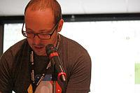 Wikimania 2015 - Joe Sutherland 31.jpg