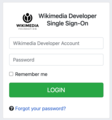 Wikimedia Developer Single Sign-On Portal.png