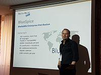 Wikimedia Hackathon 2017-05-19 Fantastic MediaWikis MG 08.jpg