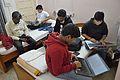 Wikipedia Academy Preparation - Visveswaraya Guest House - Indian Institute of Technology - Kharagpur - West Midnapore 2015-01-24 4939.JPG