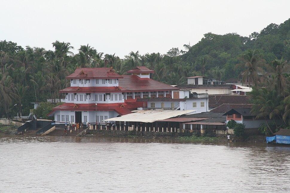WikiprojectIndiacities Parassinikadavu