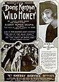Wild Honey (1918) - Ad 1.jpg