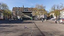 Wilhelmplatz in Köln
