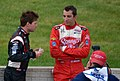 Will Power and Justin Wilson (7808407122).jpg