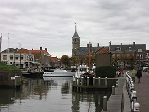 Willemstad, North Brabant - Image: Willemstad haven