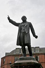 Gladstones Statue