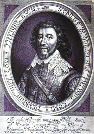 William Feilding, 1st Earl of Denbigh - 1631 portrait of Feilding