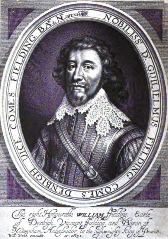 William Feilding 1631