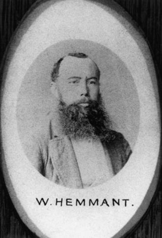 William Hemmant - Image: William Hemmant
