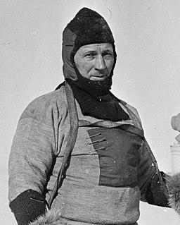 William Lashly English sailor