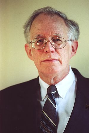 William Luther Pierce - Pierce in 2001