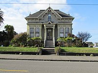 William S. Clarke House.JPG