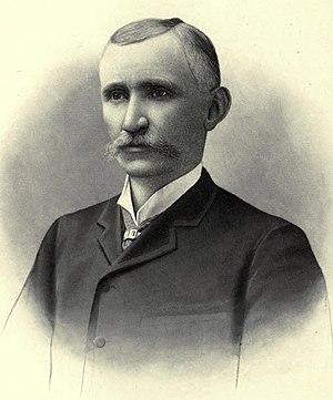 William Taylor Thornton - William Taylor Thornton, New Mexico Territory Governor and Santa Fe Mayor.